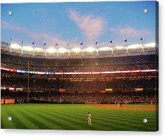 Play Ball Acrylic Print by JAMART Photography