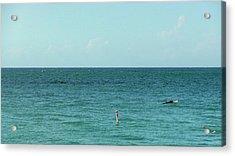 Playa Punta Las Marias Acrylic Print