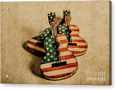 Played In America Acrylic Print