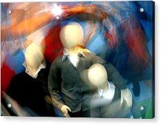 Playground 3 Acrylic Print by Jez C Self