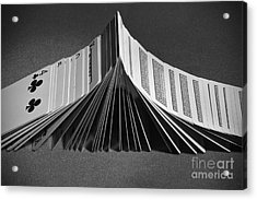 Playing Cards Domino Acrylic Print