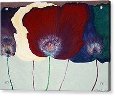 Pleasure Acrylic Print by Deborah Landers