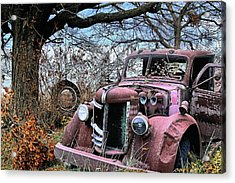Pleasures From The Past Acrylic Print