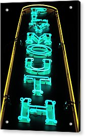 Plymouth Acrylic Print by Jame Hayes