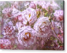 Pocket Full Of Roses Acrylic Print