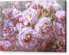 Pocket Full Of Roses Acrylic Print