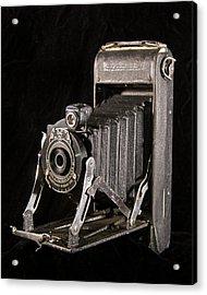 Pocket Kodak Series II Acrylic Print by Michael Peychich