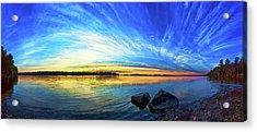 Pocomoonshine Sunset 1 Acrylic Print