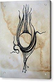 Pod Acrylic Print by Tim  Canwell
