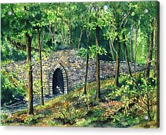 Poinsett Bridge  Acrylic Print