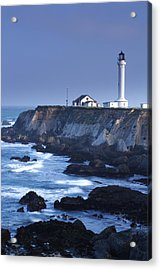 Point Arena Acrylic Print by Eric Foltz