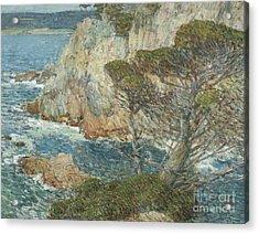 Point Lobos, Carmel, 1914 Acrylic Print by Childe Hassam