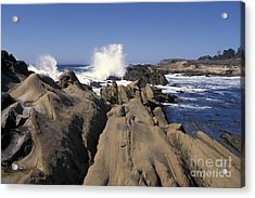 Point Lobos Seascape 3 Acrylic Print