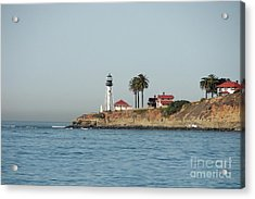 Point Loma Lower Lighthouse Acrylic Print