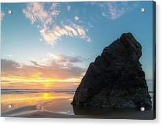 Acrylic Print featuring the photograph Point Meriwether by Ryan Manuel