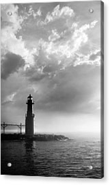 Point Of Inspiration Acrylic Print