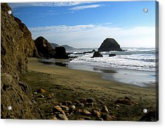 Point Reyes California Acrylic Print