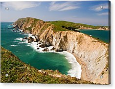 Point Reyes National Seashore Acrylic Print