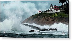 Point San Luis Lighthouse Acrylic Print