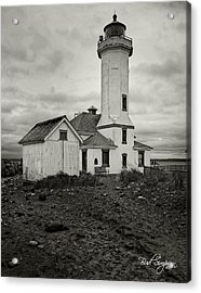 Point Wilson Light Acrylic Print