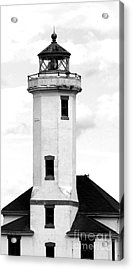 Point Wilson Lighthouse Acrylic Print