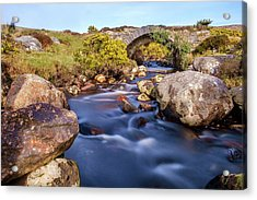 Poisoned Glen Bridge Acrylic Print
