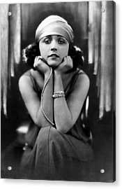 Pola Negri, Ca. Early 1920s Acrylic Print by Everett