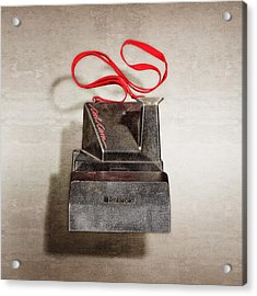 Polaroid Cool Cam Acrylic Print by YoPedro