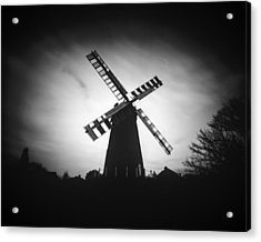 Polegate Windmill Acrylic Print