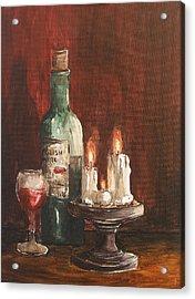 Polish Wine Acrylic Print