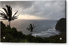 Pololu Valley, Hawaii Acrylic Print