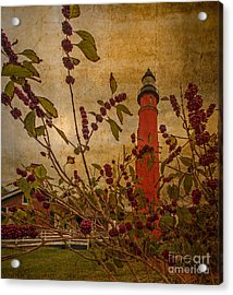 Ponce De Leon Inlet Lighthouse 6851 Acrylic Print