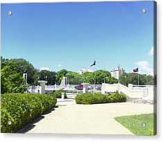 Ponce's Ecological Park Acrylic Print