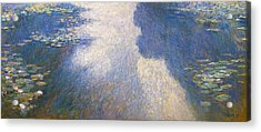 Pond Monet Acrylic Print