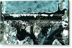 Ponemah Mill Dam Acrylic Print