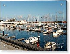 Ponta Delgada - Azores Acrylic Print by Gaspar Avila