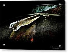 Pontiac Emblem Acrylic Print