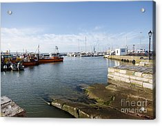 Poole Harbour Acrylic Print