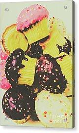 Pop Art Bake Acrylic Print by Jorgo Photography - Wall Art Gallery