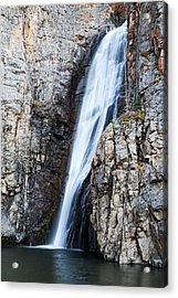 Porcupine Falls Acrylic Print