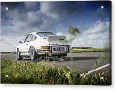 Porsche 2.7 Rs Acrylic Print