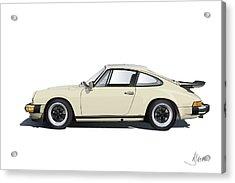 Porsche 911 Carrera Acrylic Print