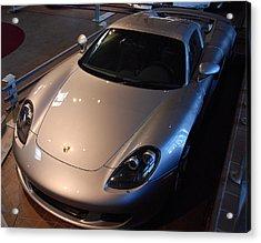Acrylic Print featuring the photograph Porsche Carrera G T by John Schneider