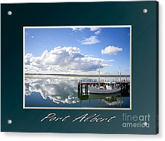 Port Albert Acrylic Print