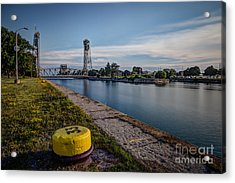 Port Colborne Acrylic Print