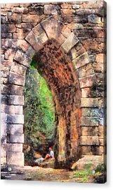Portal Into Summertime Acrylic Print