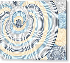 Acrylic Print featuring the photograph Portal by Jill Lenzmeier