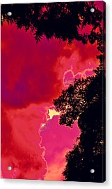 Portal Of Thunder For David Navarro 2015 Acrylic Print