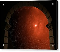 Portal To Ophiuchus  Acrylic Print by Jim DeLillo