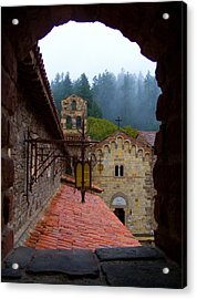 Portal To The Past Acrylic Print by Sarah Le Feber